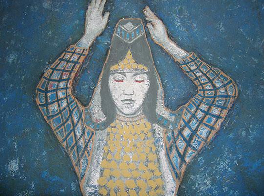 «Персональная выставка Чудья Жени»